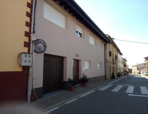 Vivienda unifamiliar en Uterga (Navarra)