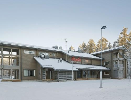 Hotel Rento (Finlandia). Kuusamo.